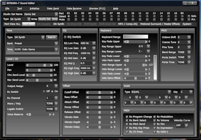 INTEGRA-7 Sound Editor - Download -